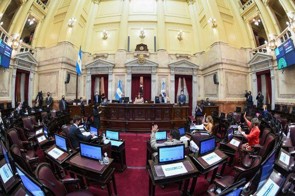 El Senado aprobó una quincena de pliegos de jueces y defensores propuestos por el Gobierno