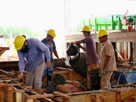 Expectativas de crecimiento detrás de un emprendimiento maderero en Victoria