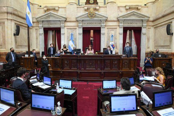 El Senado aprobó hoy reformar la ley de Defensa de la Competencia, sin apoyo opositor