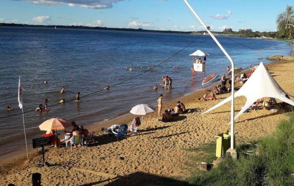 El Paraná continúa en aumento y llegó a los 2.45 metros en Ituzaingó