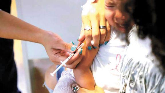 Alertan que cayó hasta un 50% la vacunación obligatoria en niños