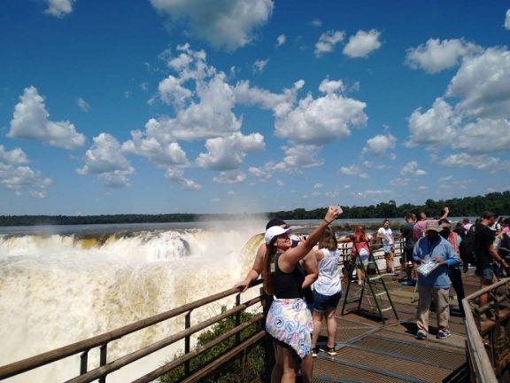 Cataratas ampliará su capacidad a 4.000 visitantes por día