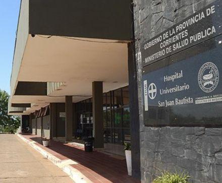 Se afianza la creación del sector oncológico en el hospital de Santo Tomé