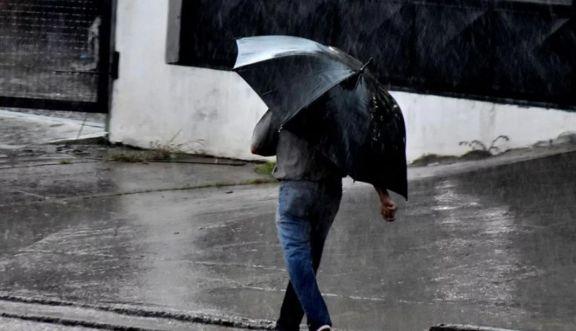 Advertencia nivel Amarilla por lluvias y tormentas aisladas este jueves y viernes