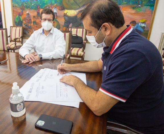 """Gobernamos para los 77 municipios"", afirmó Herrera Ahuad"