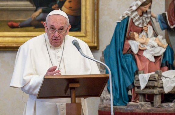 """El Papa pidió un """"ayuno de informaciones y productos de consumo"""" durante la Cuaresma"""