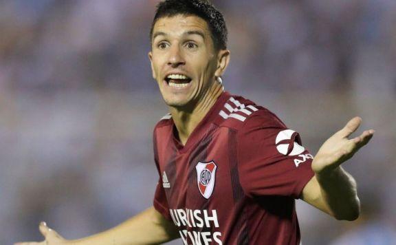 Nacho Fernández se va de River y seguirá su carrera en Atlético Mineiro