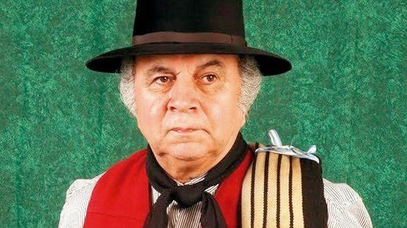 A los 82 años falleció el folclorista Omar Palacios