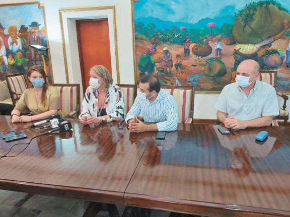 Misiones comienza a definir sistema de bioseguridad para las elecciones