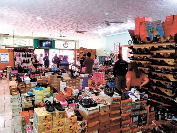 Lucha contra el comercio informal: las cámaras, en pie de guerra
