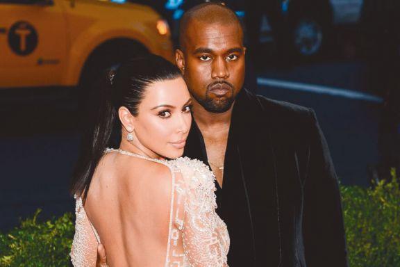 Kim Kardashian oficializó su pedido de divorcio