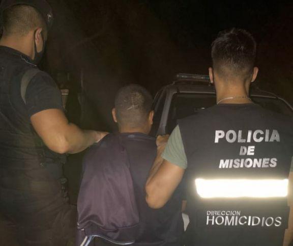 """Candelaria: disparó a quemarropa a un joven y se entregó """"ya sé ya lo que hice..."""""""