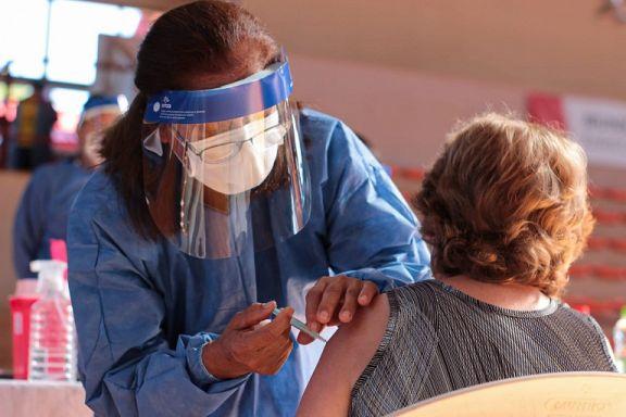 En la última semana se vacunaron contra el Covid 18.010 misioneros