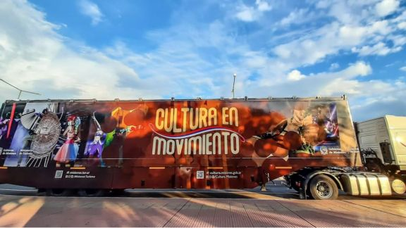 Cultura en movimiento llega a Iguazú esta semana