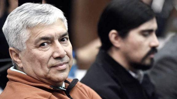 Lázaro Báez fue condenado a 12 años de prisión por lavar U$S 55 millones