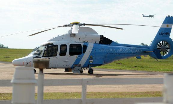 Helicóptero de Presidencia