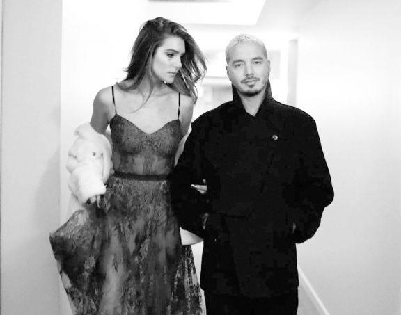 J Balvin y la argentina Valentina  Ferrer serán papás