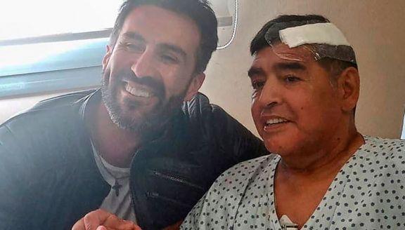 Leopoldo Luque pidió que investiguen a dos de los médicos que atendieron a Diego Maradona