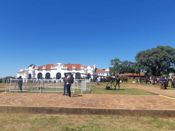 En Yapeyú ya está todo listo para el acto con el Presidente y los gobernadores del Norte Grande
