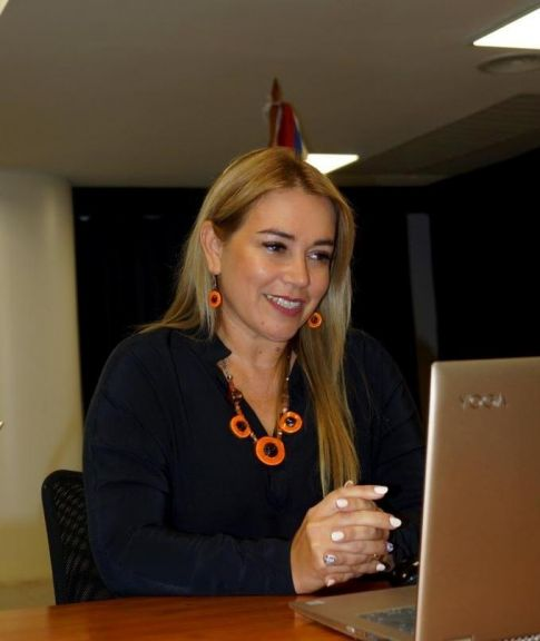 El parlamento de la mujer sesionará de forma virtual