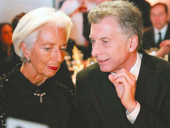 El FMI revisará el millonario crédito otorgado a Macri en 2018
