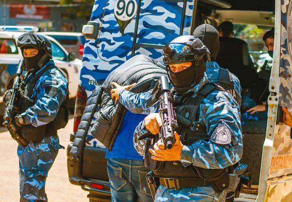 Acusados de tres asaltos en Posadas guardaron silencio y seguirán presos