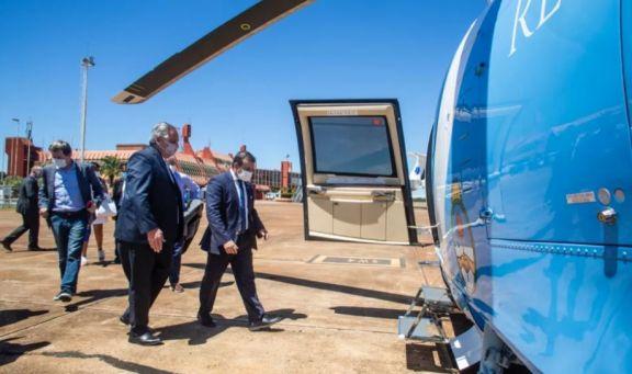 Los pedidos de Misiones al presidente Fernández