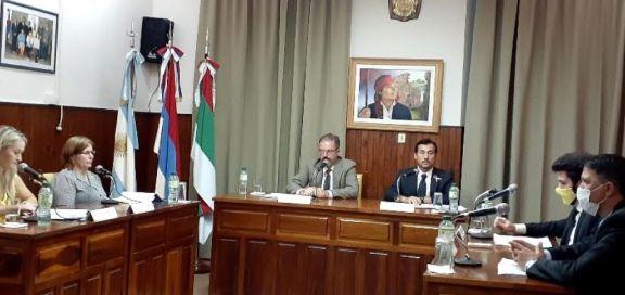 El HCD de Apóstoles aprobó el incremento salarial a empleados municipales