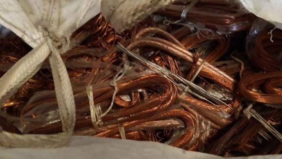Hurto de cobre en San Pedro, una tendencia que aumenta