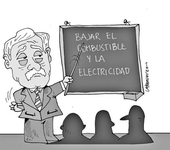 El Norte argentino se hizo escuchar
