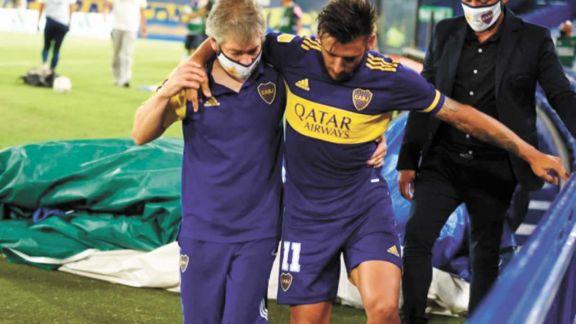 En medio de lesiones, Boca prepara su estreno copero