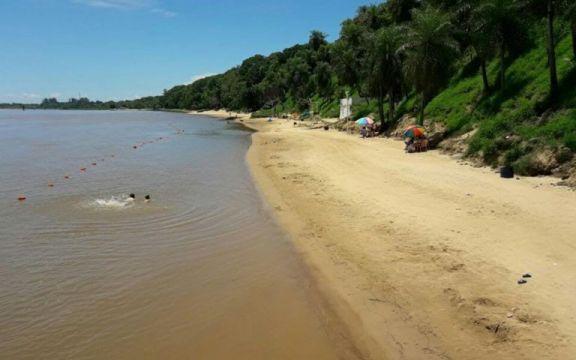 Se ahogó en Ituzaingó un cabo de la Policía de Misiones