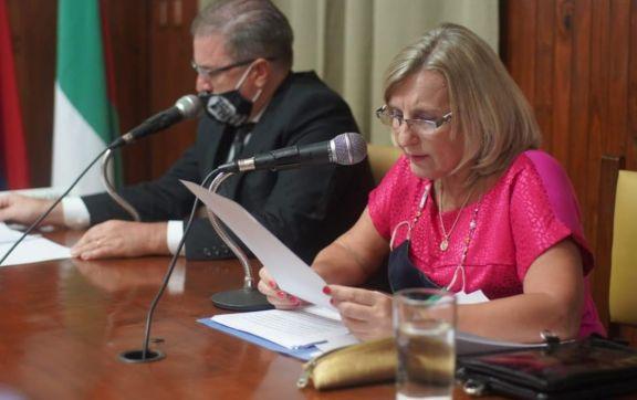 En Apóstoles se dio apertura al periodo de Sesiones Ordinarias 2021