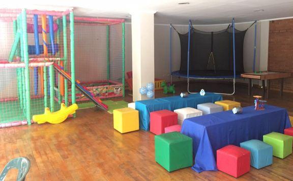 Eldorado: reabrirán los salones para fiestas infantiles