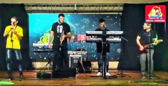Se realizó la novena edición de la Fiesta de la Música Cervecera en Capioví
