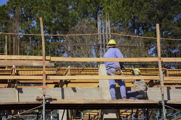 Por el faltante de materiales se frena el buen presente de la construcción