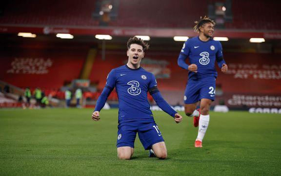 Liverpool cayó con Chelsea y alcanzó un récord histórico negativo en Anfield