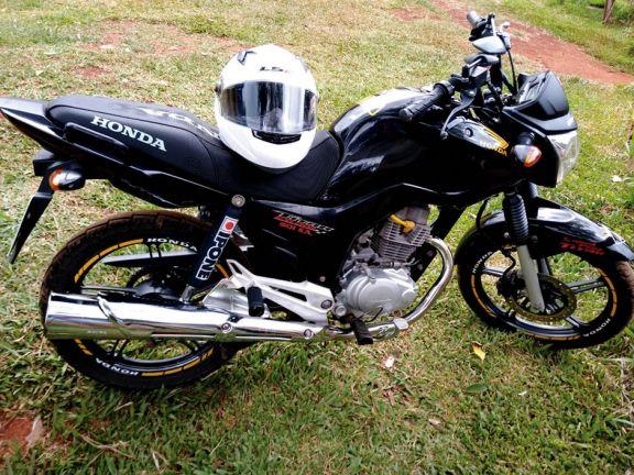 Le robaron la moto y no puede ir a la  terapia oncológica