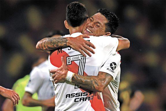 Supercopa: River goleó  a Racing y es campeón