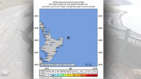 Ordenan evacuar a pobladores costeros en Chile por alerta de tsunami
