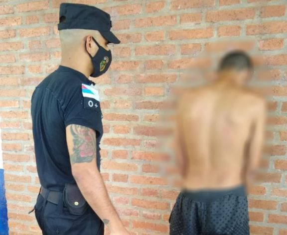 Detuvieron a un joven implicado en un raid delictivo en la chacra 190 de Posadas