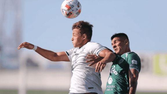 Talleres sacó un punto agónico en su visita a Sarmiento en Junín