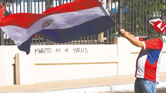 Paraguay: crece el reclamo por la renuncia de Benítez