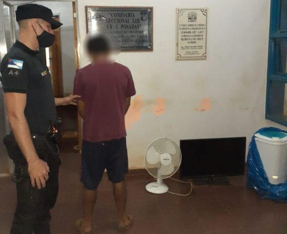 Atacan y roban a vecinos en San Javier y Posadas
