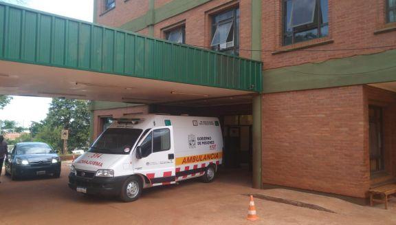 En Iguazú falleció esta mañana un paciente de 100 años con Covid