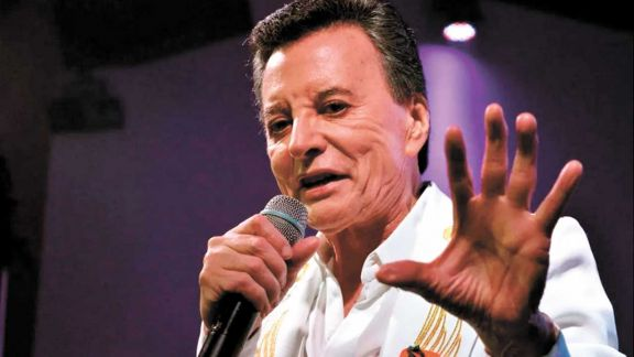 Palito Ortega:  el rey de  la cultura popular cumplió 80 años