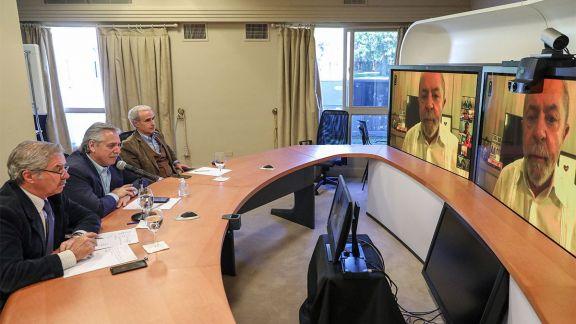 "Fernández celebró el fallo que favoreció a Lula y dijo que ""se hizo justicia"""