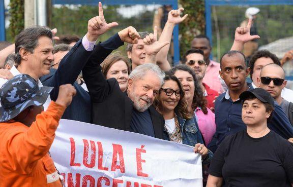 La justicia brasileña anuló las condenas contra Lula da Silva