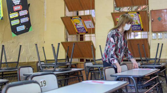 Arrancan hoy las clases y las escuelas ajustaron detalles de la presencialidad