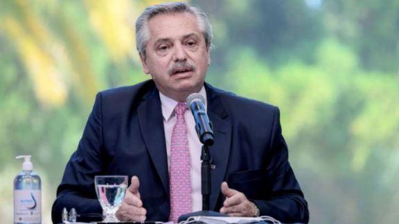 """Fernández confirmó que Losardo le pidió """"dejar el cargo"""" de ministra de Justicia"""